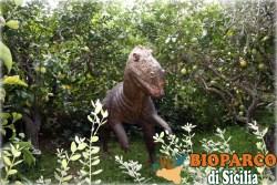 Bioparco di Sicilia - deinonychus