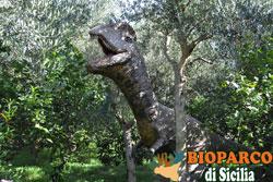 Bioparco di Sicilia - dilophosaurus