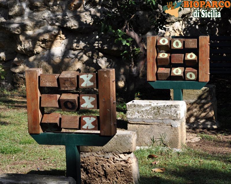 Bioparco di Sicilia - Aree gioco