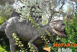 Bioparco di Sicilia - spinosauro